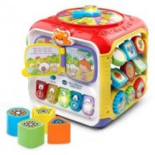 VTech Baby - Kostka aktywności - Zabawka interaktywna 60677